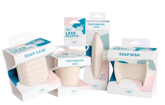 Uudet muovi-vehnäkuitusekoitteiset tuotteet