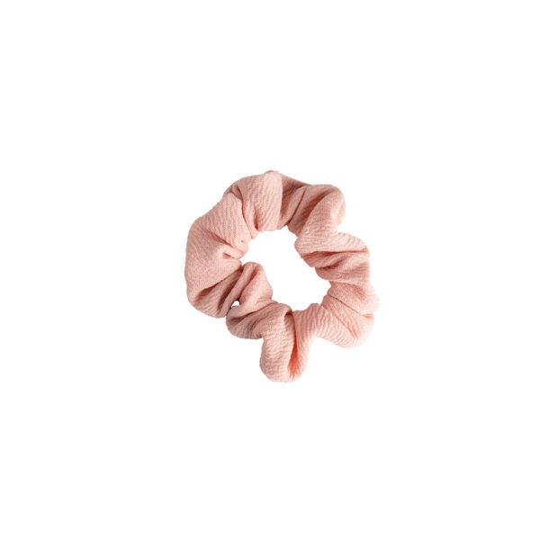 Hiusdonitsi Marshmallow pink.